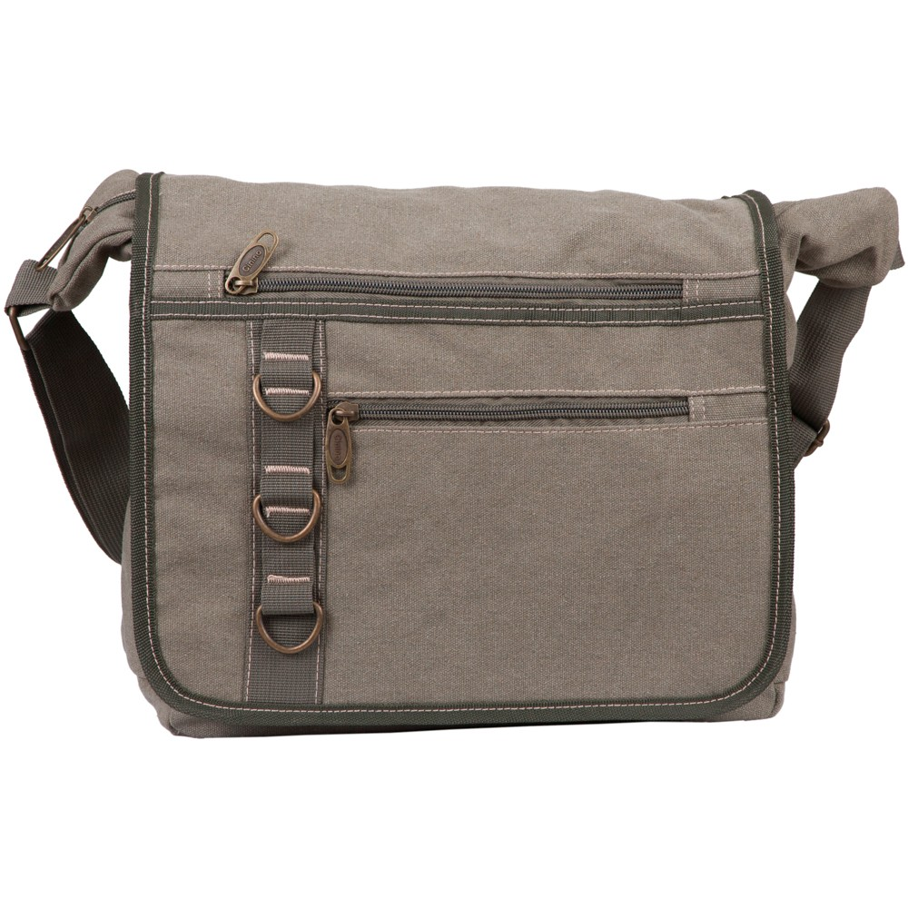 Canvas Messenger Bag | 6314